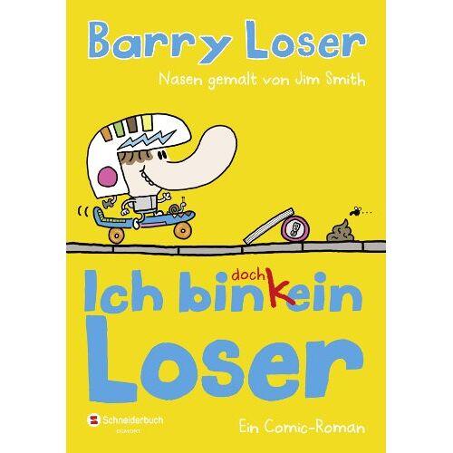Barry Loser - Ich bin doch (k)ein Loser - Preis vom 23.02.2021 06:05:19 h