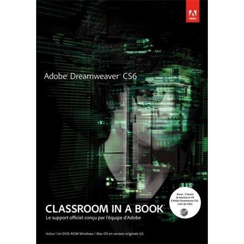 Adobe - Adobe Dreamweaver CS6 (1DVD) - Preis vom 27.02.2021 06:04:24 h