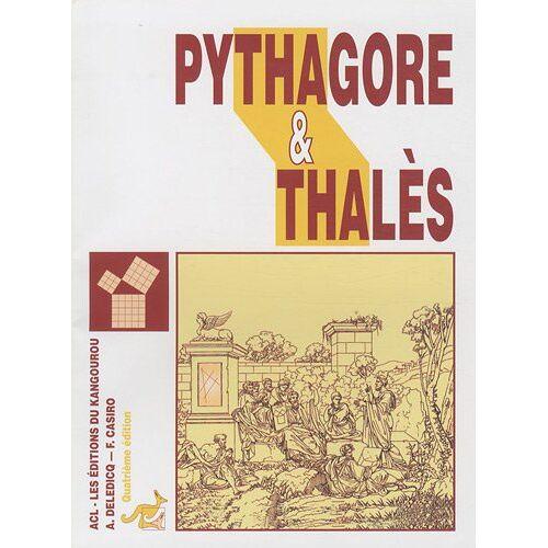 André Deledicq - Pythagore & Thalès - Preis vom 16.04.2021 04:54:32 h