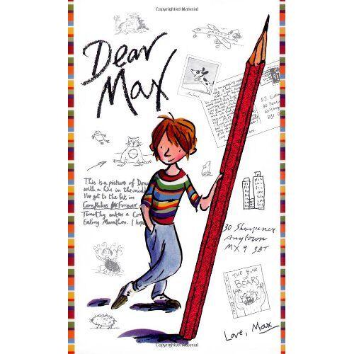 Sally Grindley - Dear Max - Preis vom 15.01.2021 06:07:28 h