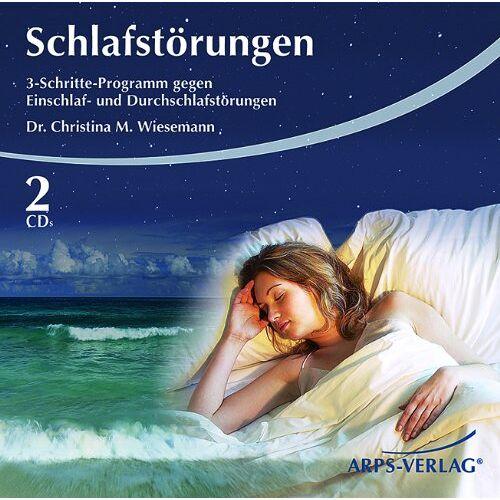 Christina M. Wiesemann - Schlafstörungen. 3-Schritte-Programm gegen Einschlaf- und Durchschlafstörungen - Preis vom 16.04.2021 04:54:32 h