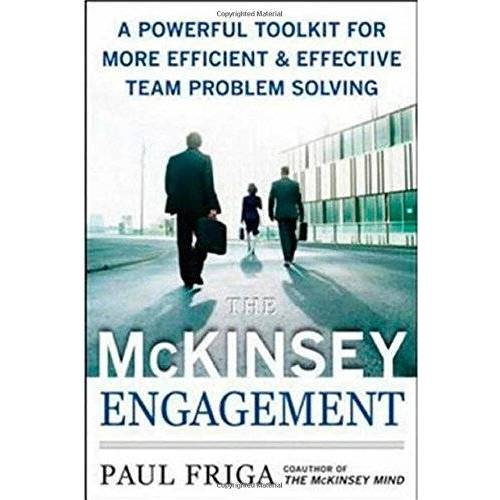 P. Friga - The McKinsey Engagement - Preis vom 20.01.2021 06:06:08 h