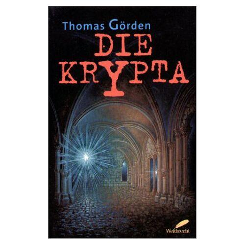 Thomas Görden - Die Krypta - Preis vom 21.01.2021 06:07:38 h