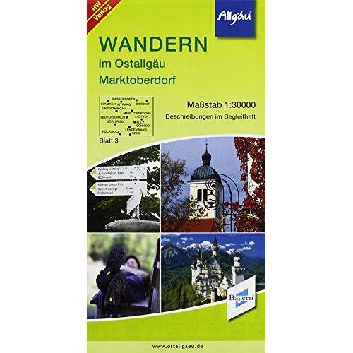 - Wandern im Ostallgäu 3 / Marktoberdorf 1 : 30 000 - Preis vom 23.02.2021 06:05:19 h