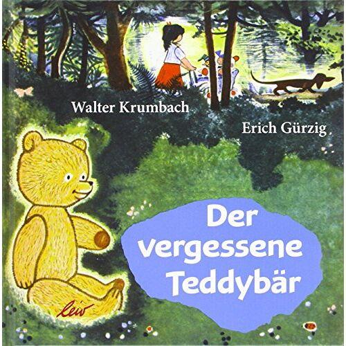 Walter Krumbach - Der vergessene Teddybär - Preis vom 02.12.2020 06:00:01 h
