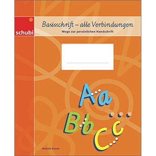 - Basisschrift - alle Verbindungen - Wege zur persönlichen Handschrift - Preis vom 08.05.2021 04:52:27 h