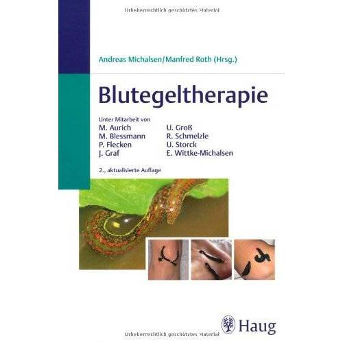 Andreas Michalsen - Blutegeltherapie - Preis vom 16.04.2021 04:54:32 h