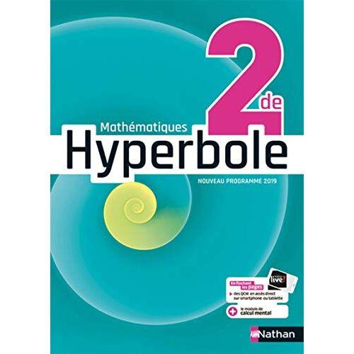 Malaval/Collectif - Hyperbole 2de - Manuel 2019 - Preis vom 16.04.2021 04:54:32 h