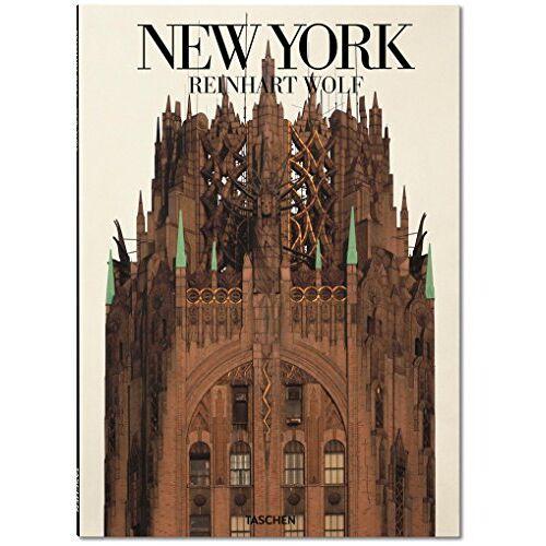 Reinhart Wolf - Reinhart Wolf. New York - Preis vom 05.05.2021 04:54:13 h