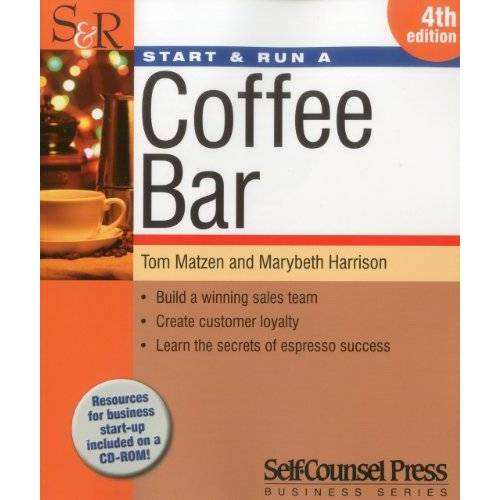Tom Matzen - Start & Run a Coffee Bar - Preis vom 18.04.2021 04:52:10 h