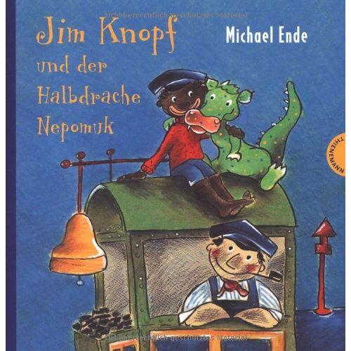 Michael Ende - Jim Knopf: Jim Knopf und der Halbdrache Nepomuk - Preis vom 05.09.2020 04:49:05 h
