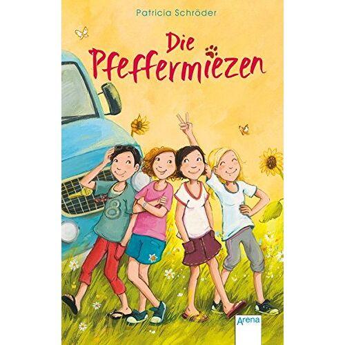 Patricia Schröder - Die Pfeffermiezen - Preis vom 20.10.2020 04:55:35 h