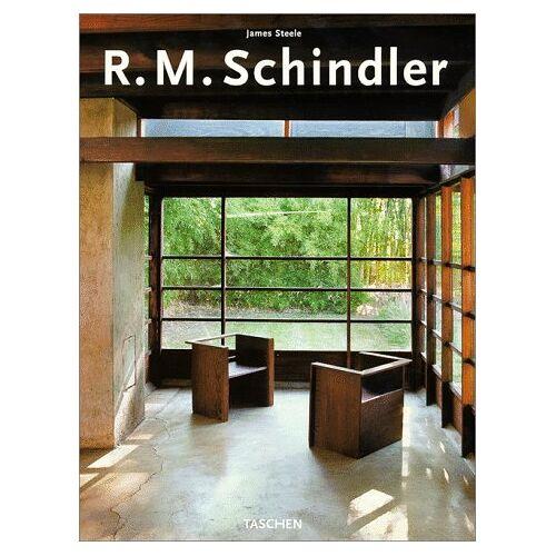 Schindler, Rudolf M. - R. M. Schindler (Big Series Art) - Preis vom 27.02.2021 06:04:24 h