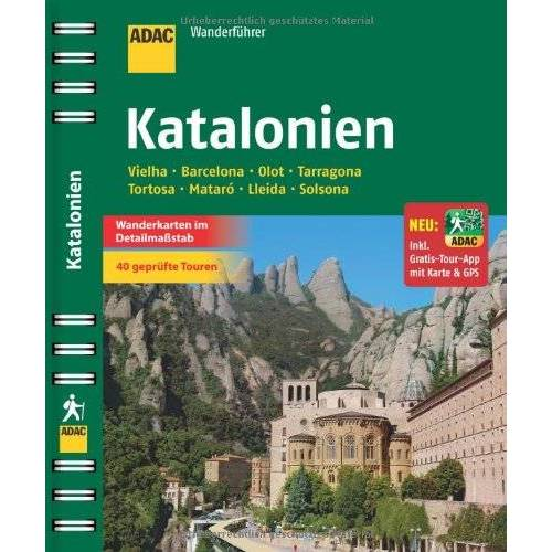 - ADAC Wanderführer Katalonien - Preis vom 05.05.2021 04:54:13 h