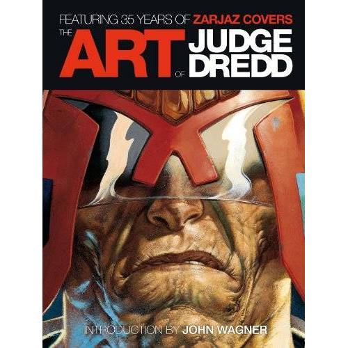 Keith Richardson - The Art of Judge Dredd: Featuring 35 Years of Zarjaz Covers (Ad 2000) - Preis vom 05.09.2020 04:49:05 h