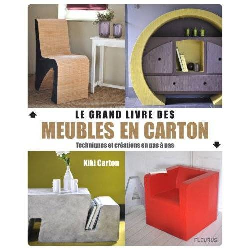 Kiki Carton - Grand livre des meubles en carton - Preis vom 23.02.2021 06:05:19 h