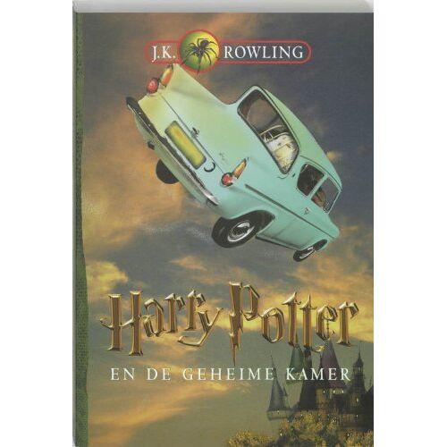 Rowling, J. K. - Harry Potter en de geheime kamer / druk 1 - Preis vom 27.02.2021 06:04:24 h