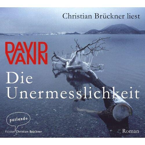 David Vann - Die Unermesslichkeit - Preis vom 17.01.2021 06:05:38 h