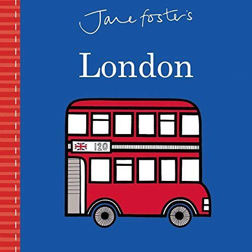 Jane Foster - Foster, J: Jane Foster's London (Jane Foster Books) - Preis vom 24.02.2021 06:00:20 h