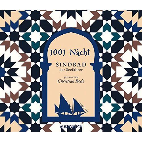 1001 Nacht (Autor) - Sindbad der Seefahrer - 2 CDs mit 129 Min. (ungekürzt) - Preis vom 28.03.2020 05:56:53 h