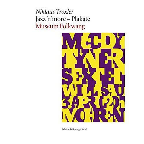 Niklaus Troxler - Jazz 'n' more - Plakate - Preis vom 06.09.2020 04:54:28 h