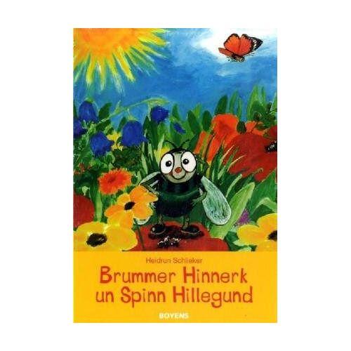 Heidrun Schlieker - Brummer Hinnerk un Spinn Hillegund - Preis vom 20.10.2020 04:55:35 h