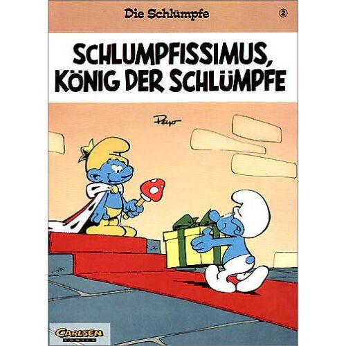 Peyo - Die Schlümpfe, Bd.2, Schlumpfissimus, König der Schlümpfe - Preis vom 05.03.2021 05:56:49 h