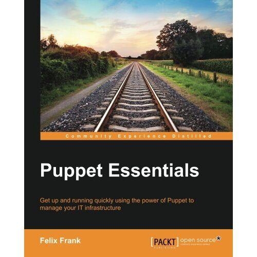 Felix Frank - Puppet Essentials - Preis vom 20.10.2020 04:55:35 h