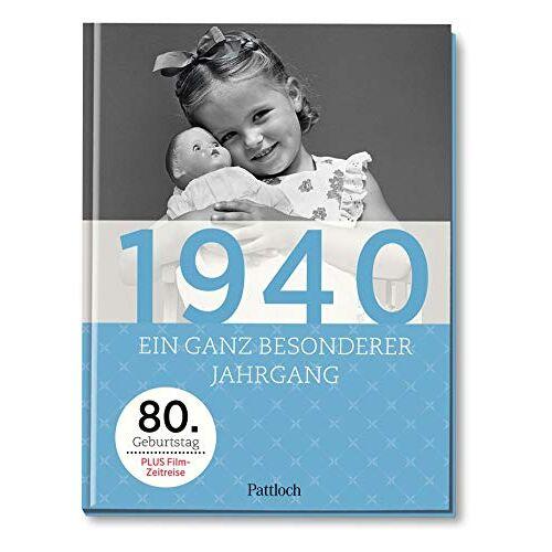 - 1940: Ein ganz besonderer Jahrgang - 80. Geburtstag - Preis vom 05.09.2020 04:49:05 h