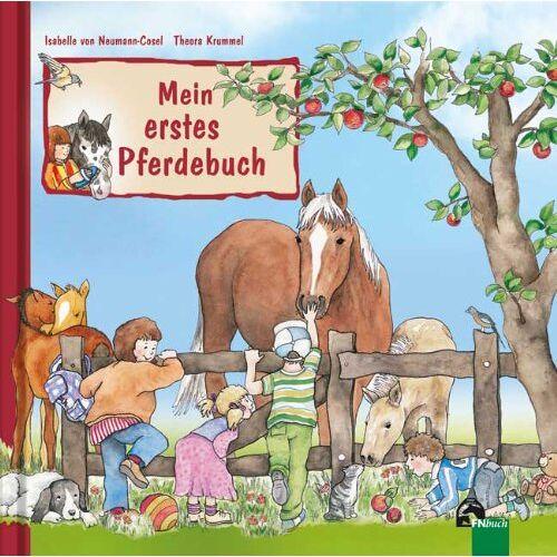 Isabelle von Neumann-Cosel - Mein Pferdebilderbuch - Preis vom 16.04.2021 04:54:32 h