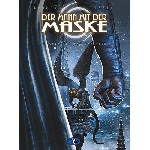 Serge Lehman - Der Mann mit der Maske #3: Chimären und Gargylen - Preis vom 17.04.2021 04:51:59 h