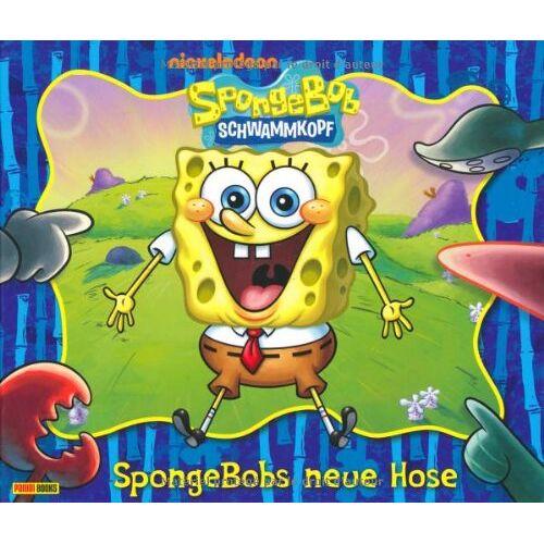 - SpongeBob Schwammkopf Geschichtenbuch 12: SpongeBobs neue Hose - Preis vom 04.04.2020 04:53:55 h