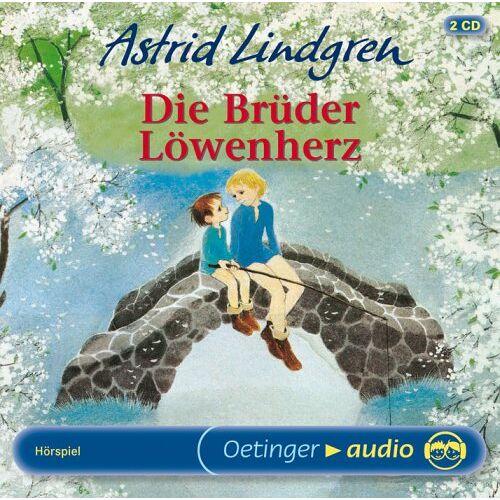- Die Brüder Löwenherz (2 CD): Hörspiel - Preis vom 05.09.2020 04:49:05 h