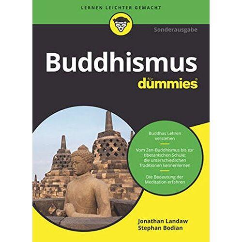 Jonathan Landaw - Buddhismus für Dummies - Preis vom 17.07.2019 05:54:38 h