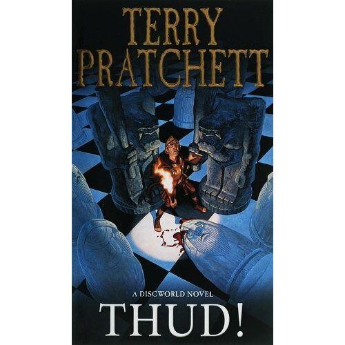 Terry Pratchett - Thud!: A Discworld Novel (Discworld Novels) - Preis vom 16.01.2021 06:04:45 h