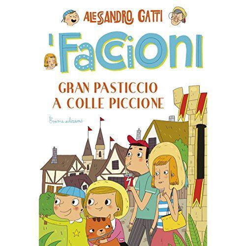 - Gran pasticcio a Colle Piccione. I Faccioni - Preis vom 21.10.2020 04:49:09 h