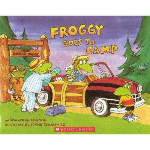 - Froggy Goes to Camp - Preis vom 05.09.2020 04:49:05 h