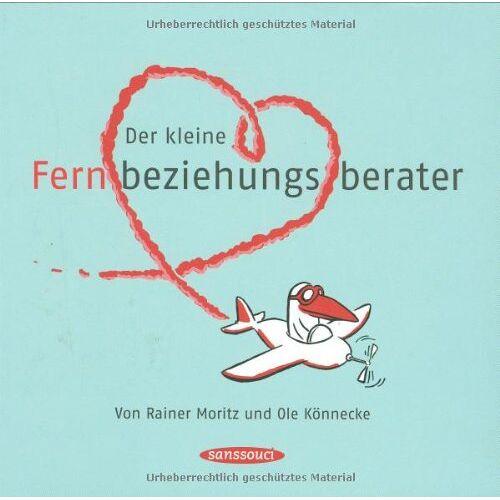 Rainer Moritz - Der kleine Fernbeziehungsberater - Preis vom 12.05.2021 04:50:50 h