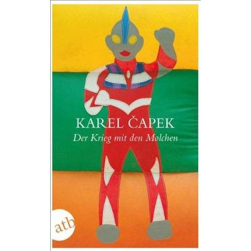Karel Capek - Der Krieg mit den Molchen (Schöne Klassiker) - Preis vom 15.04.2021 04:51:42 h