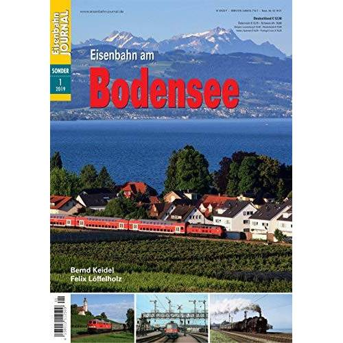 Bernd Keidel - Eisenbahn am Bodensee - Eisenbahn Journal Sonder-Ausgabe 1-2019 - Preis vom 28.03.2020 05:56:53 h