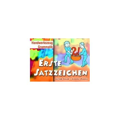 Astrid Grabe - Erste Satzzeichen - Preis vom 18.10.2020 04:52:00 h