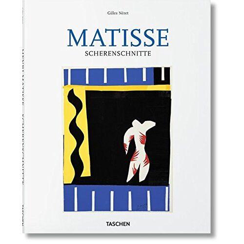 Gilles Néret - Matisse - Scherenschnitte - Preis vom 24.02.2021 06:00:20 h