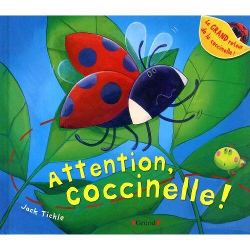 Jack Tickle - Attention coccinelle ! - Preis vom 11.05.2021 04:49:30 h