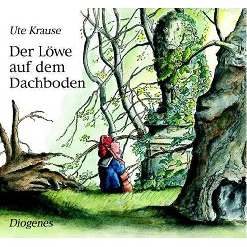 Ute Krause - Der Löwe auf dem Dachboden - Preis vom 22.04.2021 04:50:21 h