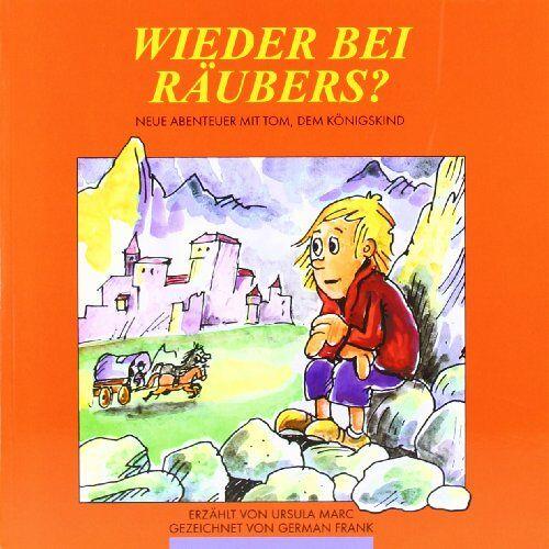 Ursula Marc - Wieder bei Räubers? - Preis vom 21.01.2021 06:07:38 h