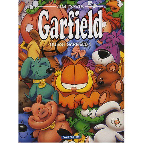 Jim Davis - Garfield, Tome 45 : Où est Garfield ? - Preis vom 05.03.2021 05:56:49 h