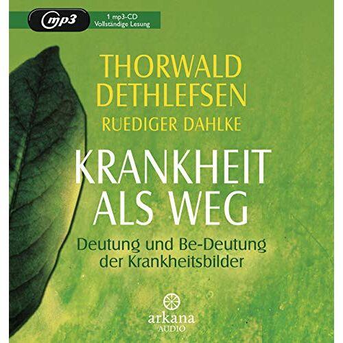Thorwald Dethlefsen - Krankheit als Weg: Deutung und Be-Deutung der Krankheitsbilder - Preis vom 18.10.2020 04:52:00 h