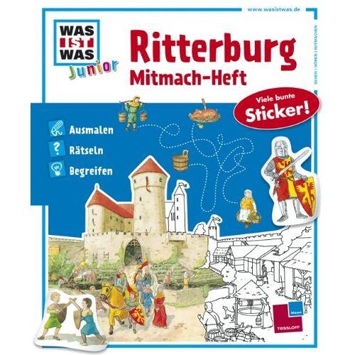 Monika Ehrenreich - Mitmach-Heft Ritterburg - Preis vom 23.01.2021 06:00:26 h