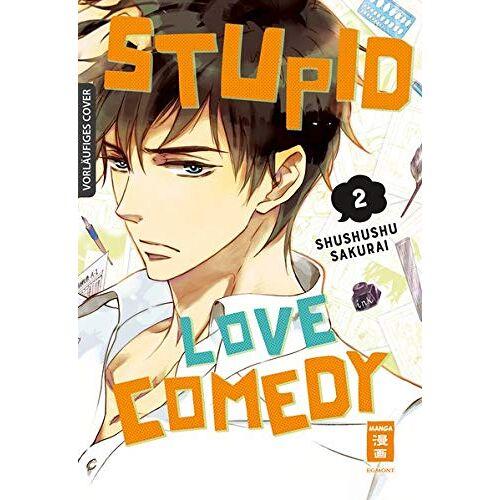 Shushushu Sakurai - Stupid Love Comedy 02 - Preis vom 15.04.2021 04:51:42 h
