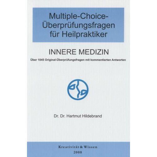 Hartmut Hildebrand - Hildebrand, Hartmut : Innere Medizin - Preis vom 20.10.2020 04:55:35 h